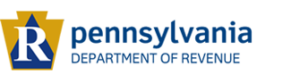 PA Department of Revenue
